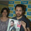 Imran Khan launches the People Magazine's latest February issue Cover in Mumbai