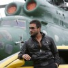 Saif Ali Khan in the movie Agent Vinod