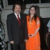 Pankaj Udhas at Thumri Funk album launch by Pandit Abhijit and Ajay Pohankar at St Andrews