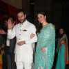 Saif Ali Khan & Kareena Kapoor grace Ritesh Deshmukh & Genelia Dsouza wedding reception in Mumbai