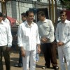 Celebs at Raj Kanwar's funeral meet in Oshiwara on 5th Feb 2012