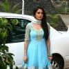 Shraddha Arya on the sets of Main Lakshmi Tere Aagan Ki