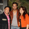 Kiran Karmarkar, Keerti & Sharad Kelkar at Ye Rishta Kya Kehlata Hai 800 episodes celebration Party