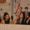 Sajid Khan, Shazahn Padamsee, Zarine Khan & Jacqueline at First look launch of 'Housefull 2'