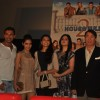 John, Randhir, Shazahn, Zarine & Jacqueline at First look launch of 'Housefull 2'