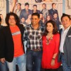 Sajid, Farah, Akshay, & Rishi Kapoor at First look launch of 'Housefull 2'