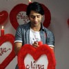 Shaheer sheikh as Anant Celebrating Navya birthday in TV show Navya