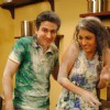 Additi Gupta and Dheeraj Doopar as Harmony and Shikhar from the show Zindagi Kahe...Smile Please