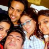 Priyal Gor and Ashish Kapoor with friends
