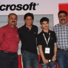 Shahrukh Khan at Don 2 Microsoft promotions at Taj Lands End