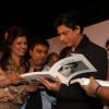 Shah Rukh Khan at Launch of Devdas dialogue book at Mehboob Studios in Bandra, Mumbai