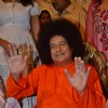 Padamshri Anup Jalota starring as Satya Sai Baba for film Satya Sai Baba launch at Iskon Auditorium, Juhu, Mumbai