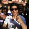 Celebs at voting for BMC elections in Mumbai