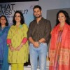 Celebs at Lavasa Women's drive event at IES