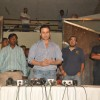 Saif Ali Khan holds a press conference on the issue of his arrest & subsequent bail in the Iqbal Sharma assault case at his house in Bandra, Mumbai