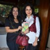Tisca Chopra at Kiran Manral book launch at Bungalow 9. .