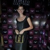 Kalki Koechlin unveils the premier luxury collection of Hidesign which has been designed by Alberto Ciaschini at Bungalow 9 in Mumbai