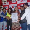 Alka Yagnik, Shaan and Neha Bhasin at 'Love Is In The Air' Big FM Album Launch. .