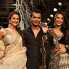 Celebs at Vikram Phadnis' show at Lakme Fashion Week 2012 - Day 1
