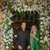 Aamir Ali and Sanjeeda Shaikh's wedding at Khar Gymkhana. .