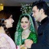 Aamir Ali and Sanjeeda Sheikh's wedding at Khar Gymkhana