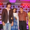 Anupriya Kapoor and Harshad Chopda With mentor Ekta Kapoor and Head of Star Plus