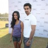 Sarah Jane and Kunal Kapoor at PUMA FITNESS EVENT. .