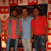 Rohit Roy and Shaan at Big Star Entertainment Awards press meet. .