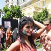 Celebs at Zoom Holi bash