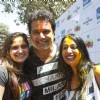 Krushna Abhishek and Kashmira Shah at at Zoom Holi bash