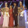 Ms. Nikita Sharma (Winner of Indian Princess), Org. Mr. Sunil Rane Mrs. Rane & Ms. Serina Kalapersad (Winner of Indian Princess) at 'Indian Princess'' Grand Finale. .