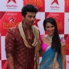 Kushal Tandon and Nia Sharma at STAR Parivaar Awards.