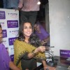 Promotion of movie Kahaani at Fame Cinemas, Mumbai