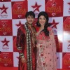 Jay Soni and Ragini Khanna at STAR Parivaar Awards Red Carpet