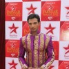 Mohammad Nazim at STAR Parivaar Awards Red Carpet