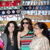 Malaika Arora Khan and Salma Khan at charity Event