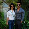 Jennifer Winget  with Karan Singh Grover