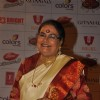 Usha Uthup at Global Indian Film & TV Honours Awards 2012