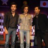 Ranbir Kapoor and Imtiaz Ali at at FICCI-Frames Seminar with Karan Johar at the FICCI FRAMES 2012 at Hotel Renaissance in Powai, Mumbai