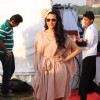 Neha Dhupia at 3rd Asia Polo match at RWITC. .