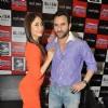Saif and Kareena promote 'Agent Vinod' at Reliance Digital Store Phoenix Marketcity Mall, Kurla in Mumbai