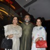 Jaaved Jaaferi, Prahlad Kakkar, Vidya Malvade, Baba Azmi & Tanvi Azmi at the launch of 4th Nashik International Film Festival