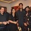 Abhishek Bachchan at Paresh Maity's art event