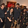 Abhishek Bachchan at Paresh Maity's art event. .