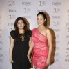 Archana Kochhar and Anjana Sukhani at Loreal Femina Women Awards 2012