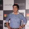 Shreesh M at Phoenix Marketcity,Kurla with Satya Paul's creations on India's 20 most beautiful girls