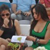 Celebs at Argentina VS Arc polo match