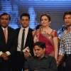 Mukesh Ambani, Nita Ambani, Aamir Khan and Sachin Tendulkar at CNN IBN Heroes Awards