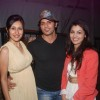 Teejay Sidhu, Karanvir Bohra and Sriti Jha at Saubhagyavati Bhava 100 Episode Success Party