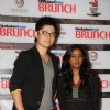 Meiyang Chang with singer Shilpa Rao at Hindustan Times Brunch Dialogues event
